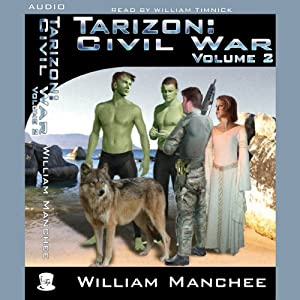 Tarizon: Civil War Audiobook