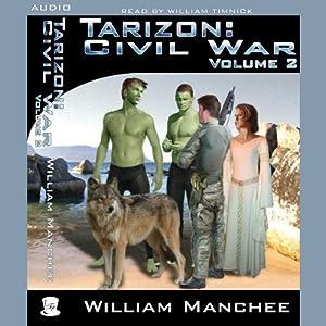 Tarizon: Civil War Audiobook