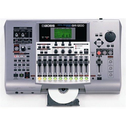 Boss BR-1200CD (Studio Recording Boss)