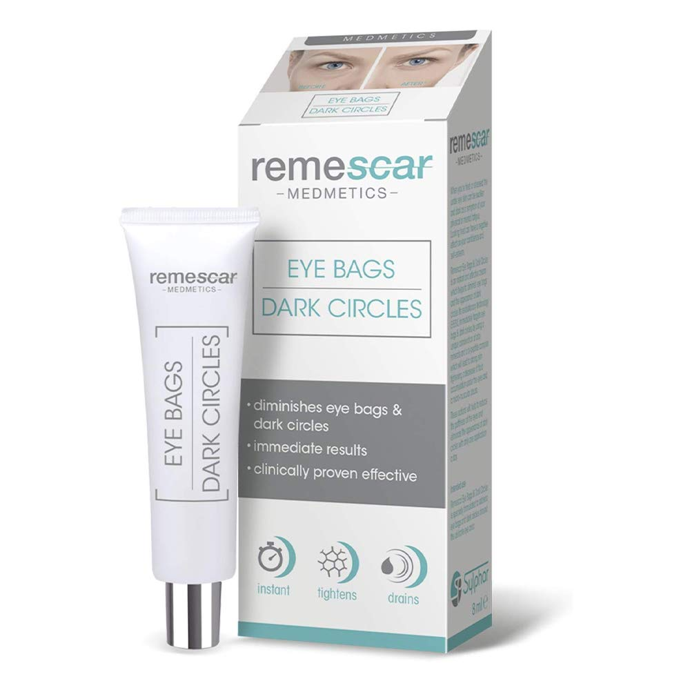 Remescar Eye Bags And Dark Circles 8ml