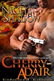 Front cover for the book Night Shadow by Cherry Adair