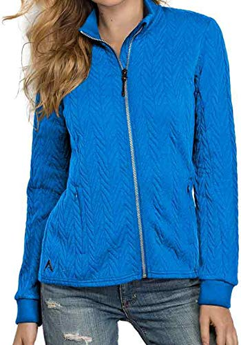 Antigua Women's Destination Golf Jacket(Poseidon, ()