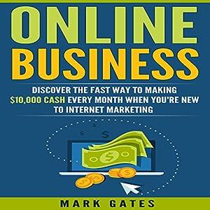 Online Business Audiobook