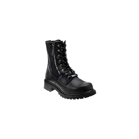 Size 8.5 Milwaukee Motorcycle Clothing Company Mens Throttle Motorcycle Boots