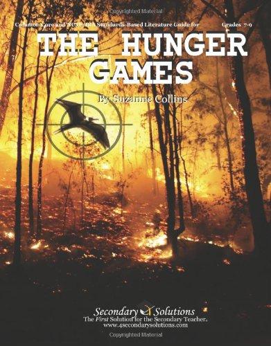 Amazon.com: Hunger Games Teaching Guide - Teacher Unit for The ...
