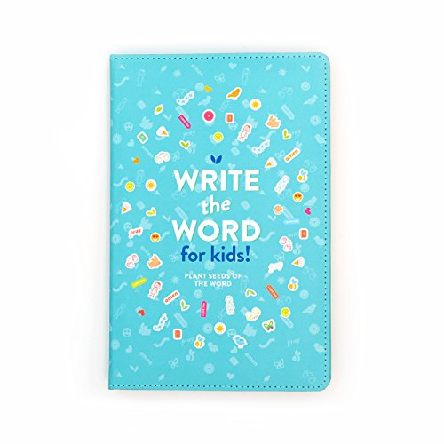 (Cultivate What Matters Write The Word Kids Bible Journal | A Unique Prayer Journal Created to Help Kids Dive into Scripture)