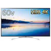 【本日限定】60V型4Kテレビがお買い得