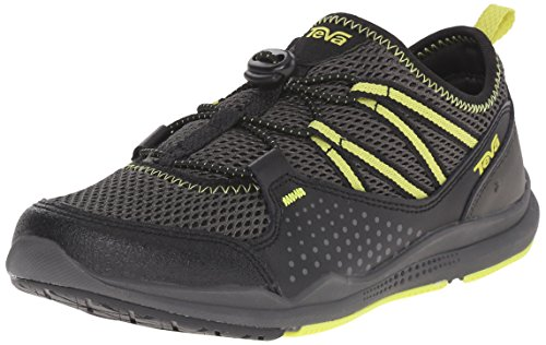 Teva Scamper Water Shoe (Toddler/Little Kid/Big Kid), Bla...