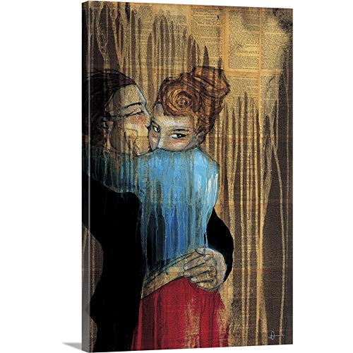 Punch Drunk Love Canvas Wall Art Print, 24