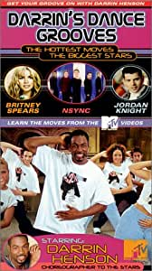 Darrin's Dance Grooves [VHS]