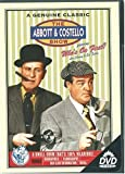 ": The Abbott and Costello Show Featuring ""Who's on First?"" ""Don Juan Costello"" & ""Two Tens for a Five"""