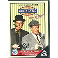 The Abbott and Costello Show:  Featuring Who's on First? [Import]