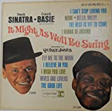 img - for It Might as Well be Swing (Vinyl LP) book / textbook / text book
