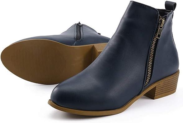 POLPqeD Zapatos Mujer Vestir 2019 Botines Mujer Invierno Zapatos y ...