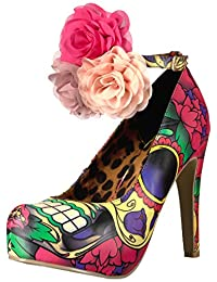 Iron Fist Women's Lola Platform Pump