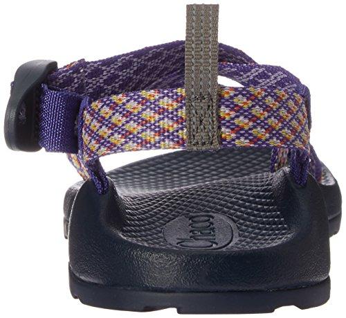 ChacoChaco - Z1 Ecotread - K Niños, unisex Picnic Púrpura