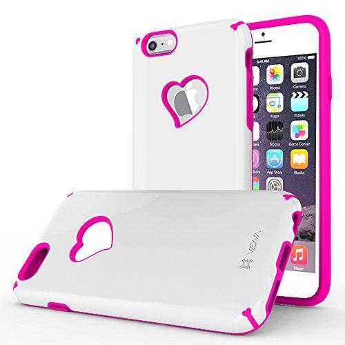 iphone 6 case dual layer bumper - 6