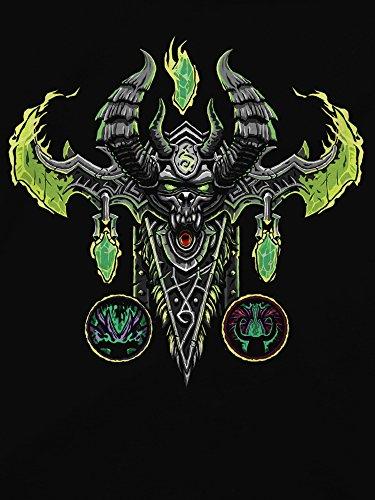JINX-World-of-Warcraft-Mens-Mythic-Demon-Hunter-Class-Premium-Cotton-T-Shirt