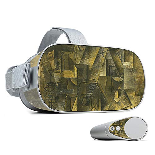 MightySkins Skin Compatible with Oculus Go - Ma Jolie   Protective, Durable, and Unique Vinyl Decal wrap Cover   Easy to Apply, Remove, and Change Styles   Made in The ()