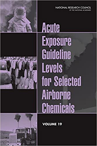 Descargas de libros de audio en líneaAcute Exposure Guideline Levels for Selected Airborne Chemicals: Volume 19 (Spanish Edition) PDF 0309368944