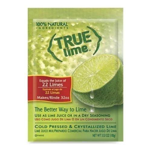True Lemon Lime Juice Mix, 3.5 Ounce -- 10 per case.