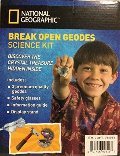 Break Open Geodes Science Kit product image