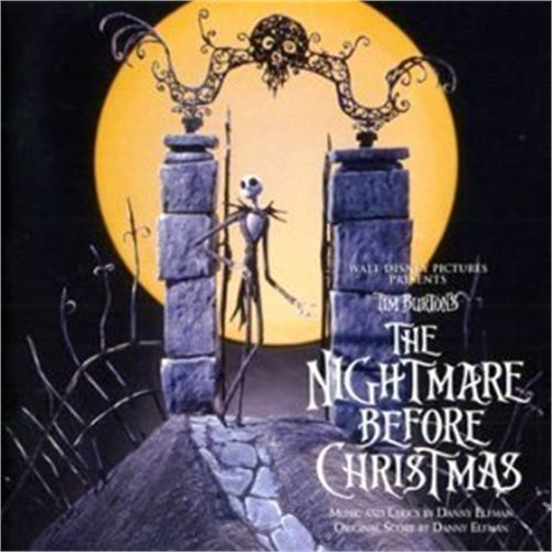 It's Halloween Song Nightmare Before Christmas (Tim Burton's The Nightmare Before)