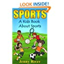 Sports! A Kids Book About Sports - Learn About Hockey, Baseball, Football, Golf and More