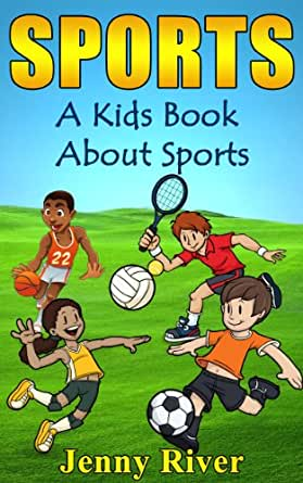 Childrens picture books about sports