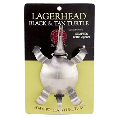 Brutool Lagerhead Black & Tan Turtle