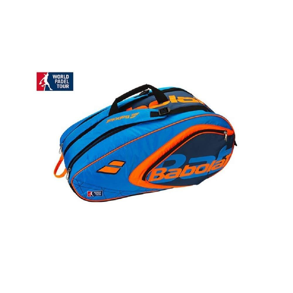 Babolat RH Club Padel WPT- Paletero para padel, azul y naranja, 60 x 30 x 33.5 cm, 42 L: Amazon.es: Deportes y aire libre