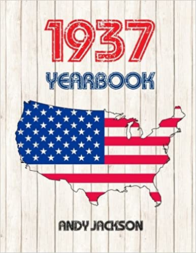 1937 u s yearbook interesting original book full of facts and