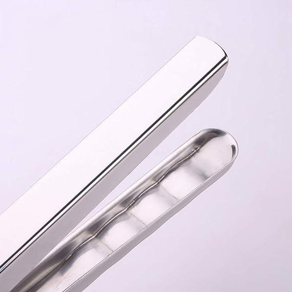 Compra JYYC Exprimidor Manual de Acero Inoxidable, puré de puré de Papas exprimido, exprimidor Manual, exprimidor-A en Amazon.es