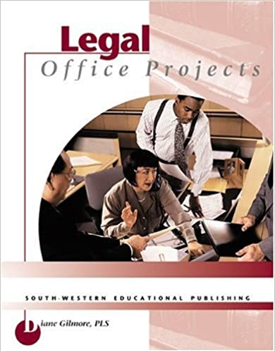 ?FB2? Legal Office Projects: Text/Data Disk Package. Glasgow Google hablo research writers llamada