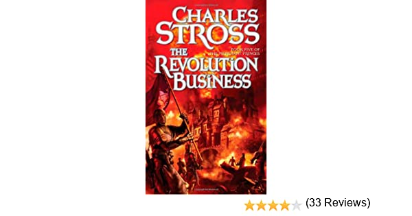 The Revolution Business (Merchant Princes 5): Amazon.es: Stross, Charles: Libros en idiomas extranjeros