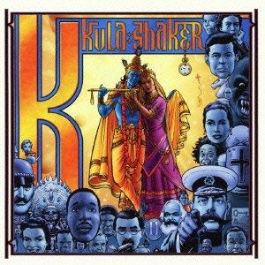 クーラ・シェイカー / K-15周年記念ボックス・セット[DVD付完全生産限定盤]の商品画像