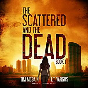 The Scattered and the Dead Audiobook