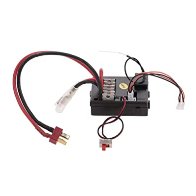 Anniston Kids Toys, 3 in 1 Receiver ESC Servo for 1/12 WLtoys 12428 RC Crawler Off-Road Buggy Car Model Airplane & Accessories Perfect Fun Time Play Activity Gift for Boys Girls: Toys & Games