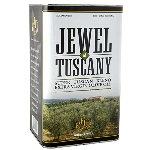 (Sogno Toscano Jewel of Tuscany Extra Virgin Olive Oil - 1 gallon)