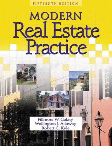 Modern Real Estate Practice (Study Guide for Modern Real Estate Practice)
