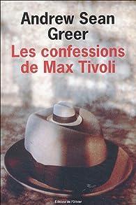 Les confessions de Max Tivoli par Andrew Sean Greer