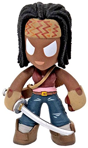 Walking Dead Series 2 Michonne Mystery Mini Mini-Figure (Activity Book Walking)
