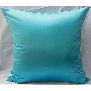 Amazon.com: avarada Solid Throw almohada cubierta decorativo ...