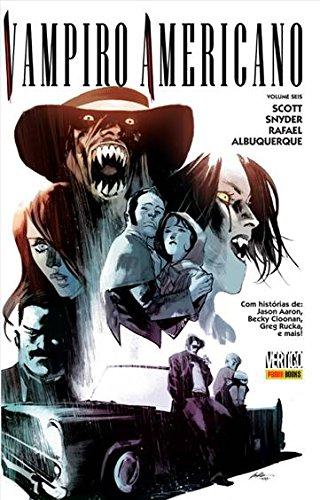 Vampiro Americano Vol. 6