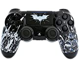 "Cheap ""Black Knight"" Ps4 PRO Custom UN-MODDED Controller Exclusive Unique Design with Custom Touchpad and Lightbar CUH-ZCT2U"