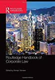 img - for Routledge Handbook of Corporate Law (Routledge Handbooks) book / textbook / text book