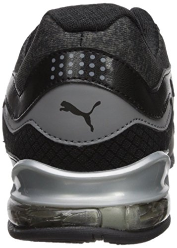 Wn Black Gray Puma Donna Cell Riaze Pumacell steel XnBFBHS
