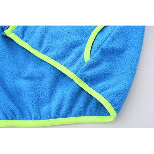 8c310a0ac809 Mud Kingdom MudKingdom Kids Coats Unisex Fleece Jackets Plain ...