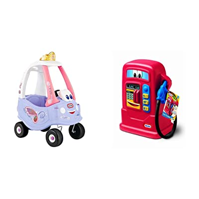 Little Tikes Cozy Coupe Fairy and Cozy Pumper - Bundle: Toys & Games