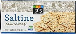 365 Everyday Value, Saltine Crackers, 16...